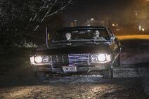 1510 Winchesters in Impala