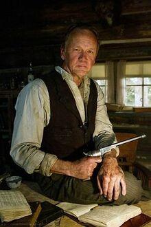 SPN Samuel Colt