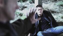 Azazel and Dean