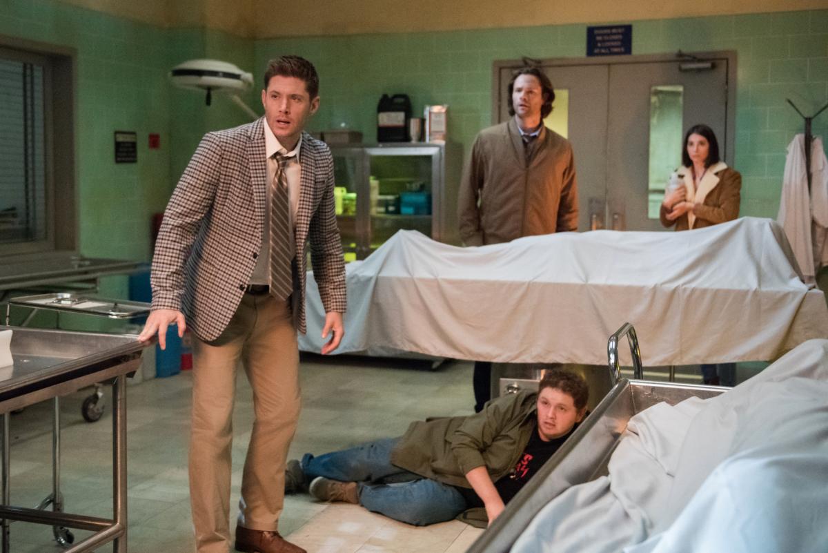 supernatural season 11 episode 4 cast