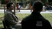 Castiel tells Dean the true orders