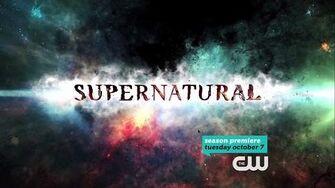 Supernatural (10ª Temporada) - Trailer HD Legendado Série The CW