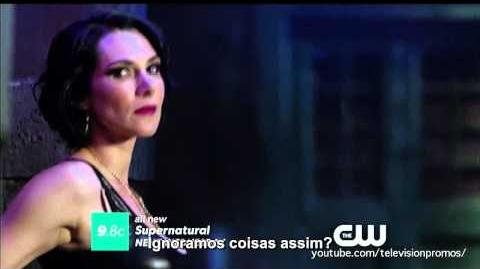"Supernatural - 8x03 ""Heartache"" - Promo Legendado"