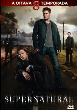 Supernatural 8° Temporada Completa