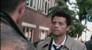 180px-Castiel and Dean in the past
