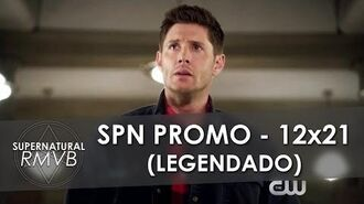 "Supernatural 12x21 Promo - ""Theres Something About Mary"" - LEGENDADO (Pt-BR)"