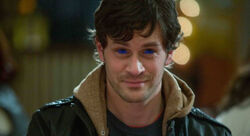 Blue eyed Malphas