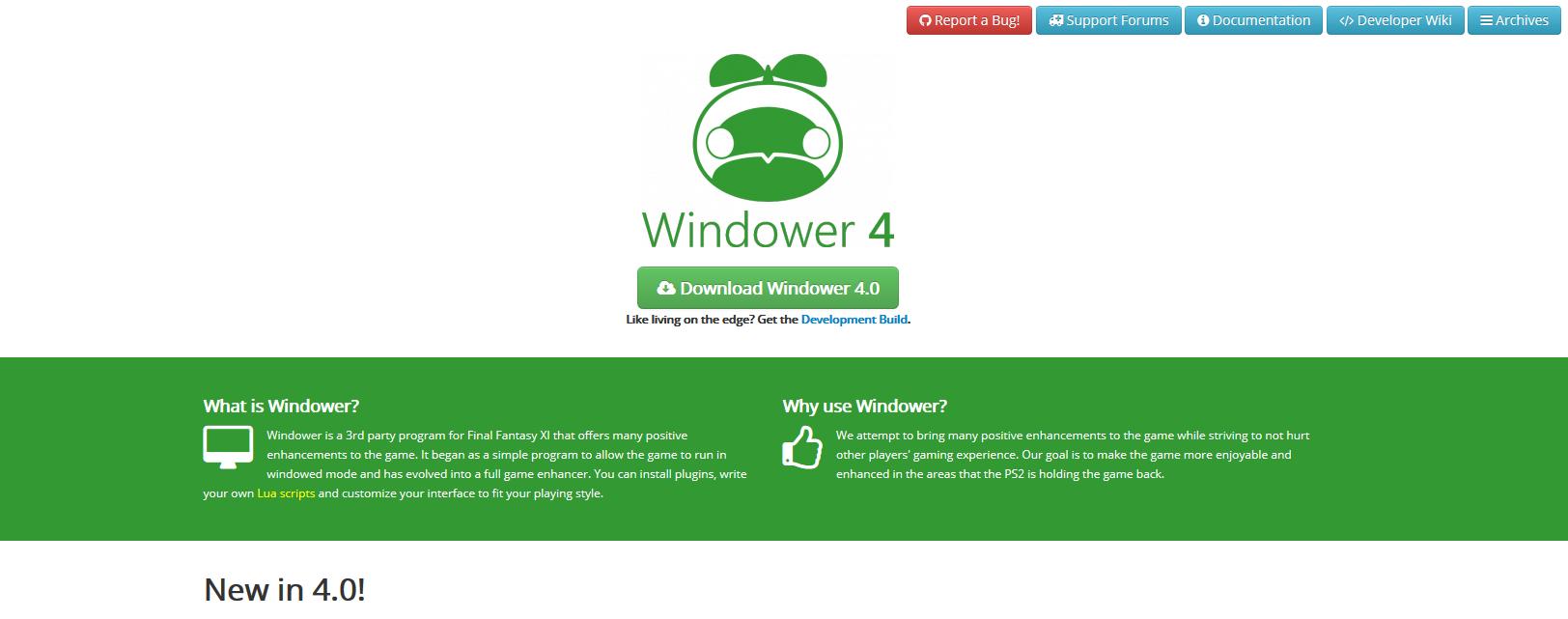 Setting up Windower4   Supernova FFXI Wiki   FANDOM powered by Wikia