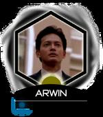 Karakter arwin