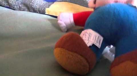 SPC Episode Mario's Broken leg clip 2