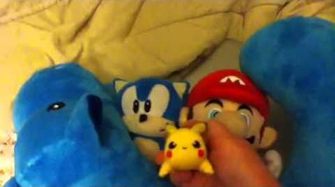SPC Snivy's Vlog - interview mario and sonic in jail