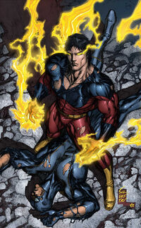 Vulcan X-Men Deadly Genesis