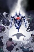 Capitão Átomo (DC Comics) Divindade Física