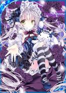 Princess Black Rose H