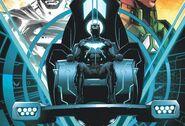 Batman na Poltrona Mobius