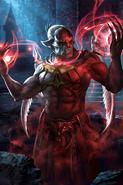 Magia do Sangue Lorde Vampiro