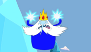Escudo Psíquico Rei Gelado