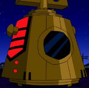 Destruição de Multiverso Bomba Relógio Chronosapiana