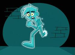 Intangibilidade Danny Phantom