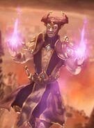 Imortalidade Shinnok