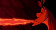 Hálito de fogo Jafar