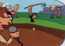 McCracken cameo Dexter