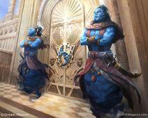 DREAM-REACTOR-Djinni-Jinnistan-myth-fantasy-folklore-legend