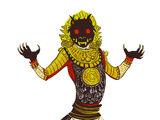 Rakshasa Form