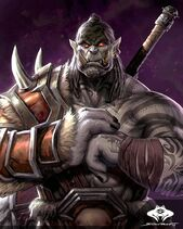 Mag har orc warrior by shadowpriest dcsscbz-fullview