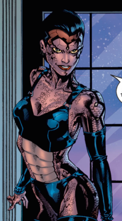 Miranda Leevald (Earth-616) from Uncanny X-Men Vol 1 399