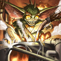 Card image - Gremlin by reaper78