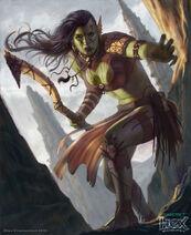 Rafael-teruel-hex-orc-female-rogue-lvl1-03-by-rafater
