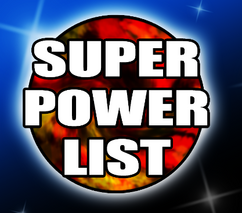 Superpower List Desktop (EDIT)