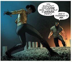 19-Star Ray-Spiderbite Vixen-DC-Comics