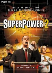 Superpower2 cover