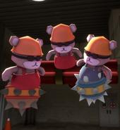 Bomb Bears