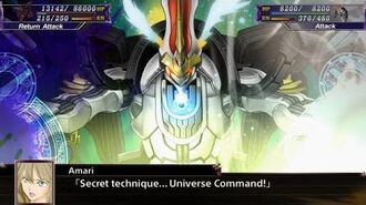Super Robot Wars X ~Xelguard All Attacks~