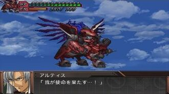 Super Robot Wars Original Generation Gaiden - Maldict Attacks