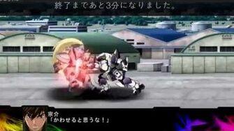 第3次スーパーロボット大戦Z 時獄篇 デモ ②