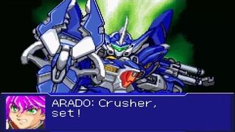 Super Robot Wars Original Generation 2 - Wild Wurger All Attacks