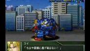 Super Robot Wars OG R2 And R3 All Attack