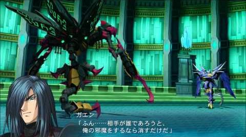 Super Robot Taisen OG Saga Masou Kishin 3 Pride Of Justice Solgady All Attacks