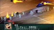 SRW Z2 Saisei Hen Shin Mazinger Z God Scrander All Attacks