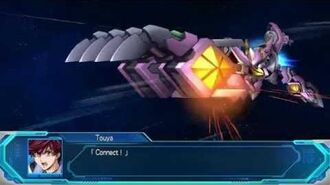 (ENG)Super Robot Wars OG Moon Dwellers Coustwell Brachium All Attacks