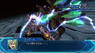 Super Robot Taisen OG The Moon Dwellers ~Coustwell Brachium All Attacks X2~