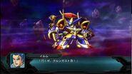 SRW OG 2nd グルンガスト改 All Attacks