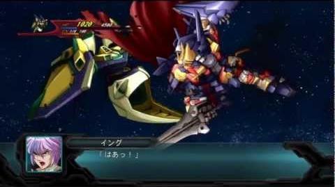 Super Robot Taisen OG 2nd ~Exbein Ashe All Attacks~