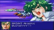 Super Robot Wars Original Generation 2 - Cybuster All Attacks