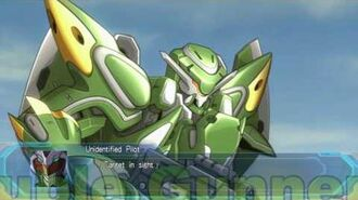 Super Robot Wars OG The Moon Dwellers ~Canis All Attacks~