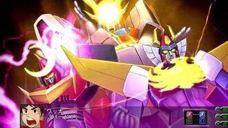 Super Robot Taisen Z3 Tengoku Hen ( 第3次スーパーロボット大戦Z 天獄篇 ) Combination Attack part 1